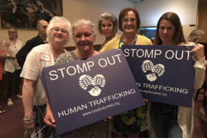 Stomp Out Human Trafficking in Houston!