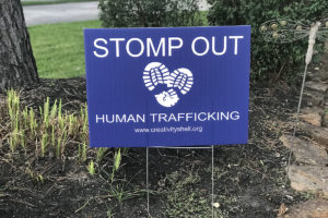 City of Houston issues Creativity Shell Proclamation declaring June 21, 2018 as Stomp Out Human Trafficking Day!