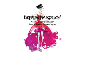 "Sponsors Needed – Creativity Rocks ""The Orient Express!"""