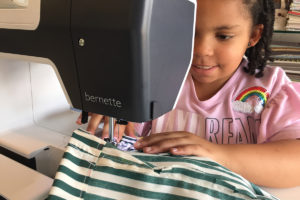 Creativity Shell to Teach Sewing/Textile Arts at Groves Elementary School on Wednesday's!