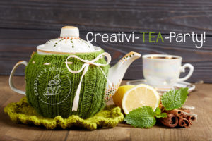 Creativity Shell to Host FREE Creativi-TEA-Party at New Museum District Studio!